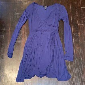 Forever 21 dress NAVY BLUE